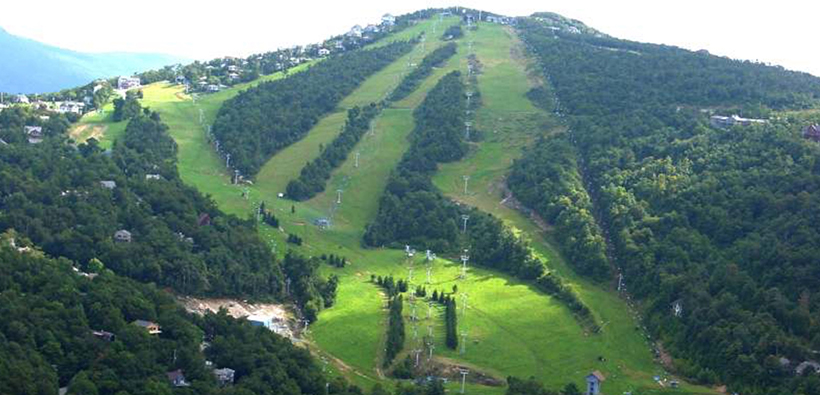 Beech Mountain Ski Slopes